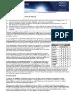 Informe de Brecha Global de Género 2013