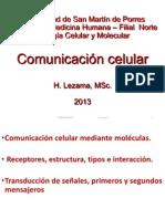 Biología - Comunicación Celular