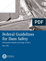 Guidelines for Dam Safety