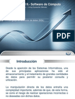 1.1 Lenguaje de definición de datos (SQL) (4)