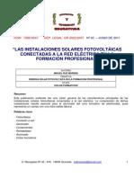 Paneles Fotovoltaicos Conectados a La Red