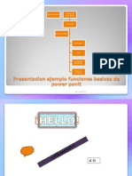 Presentacion Ejemplo Funciones Basicas de Power Ponit 25 Feb 2012
