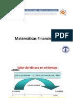 1.1 Matematica Financiera