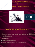 11 --TRAUMATISMO DE T+ôRAX