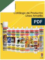 Diptico Linea Amarilla
