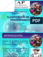 clasificacindelospsicofrmacos-120519203935-phpapp01