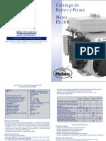 Motor Robin EY-20D