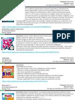 Catalogo de Aplicaciones iPad