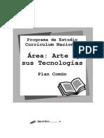 Arte y Sus Tecnologias Plan Comun 2c2ba c