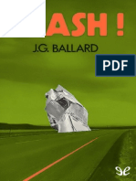 Ballard, James Graham - Crash