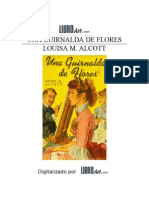 Alcott, Louise May -Una Guirnalda de Flores