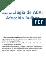 Acv Bulbar