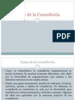 Fases de la Consultoría