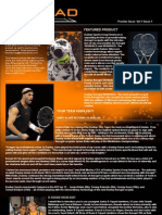 D Squad Newsletter Vol 1 Issue 1