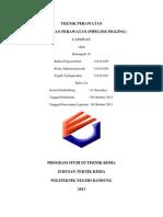 Modul I Pelayanan Perawatan (Pipeline Pigging)