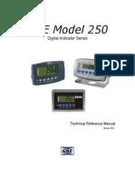 Manual Gse 250
