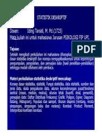 Statistik Deskriptif [Compatibility Mode] (1)