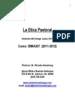 Etica Pastoral - RA 2010 Maestro