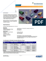 Ethernet Cable Color Code PDF | Electrical Connector | Ethernet