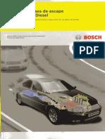 Gases de Escape Mot Diesel Conosimientos Tecnicos de Automocion.