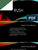 Rush Powerpoint