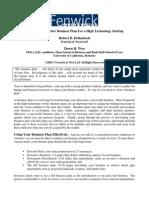 3. Business Plan_Fenwick_Tips_for_High_Tech_Business_Plan.pdf