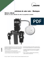 ESTAÇÃO DE TRANSFERÊNCIA DE CALOR  -  P40-PT