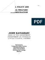 3 SOCIAL POLICY AND SOCIAL WELFARE ADMINISTRATION.docx
