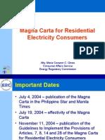 Magna Carta - CWD Presentation