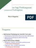 administrasi-bagi-pembangunan-manajemen-pembangunan.ppt