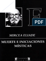 Muerte e iniciaciones místicas - Mircea Eliade