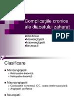Diabet Zaharat Compl