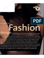 Book of Fashion Design