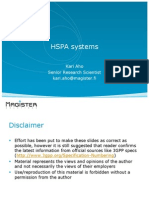 HSPA systems