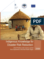 ISDR Indigenous Knowledge for Disaster Risk Reduction Good Practices and Lessons Learned from Experiences in the Asia Pacific Region.pdf