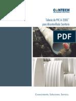 Tubería de PVC A-2000 - Panama