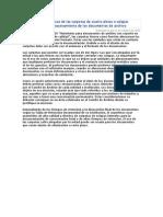 Aclaración sobre el uso de las carpetas de cuatro aletas o solapas laterales para el almacenamiento de los documentos de archiv1