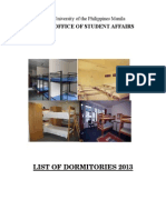 LIST OF DORMS 2013.pdf