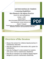 Evidence Based Interventions for Students with Learning Disabilities How Research Can Inform Practice.pdf