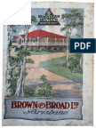 Newstead Homes, Brown & Broad, 1918