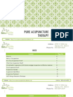 Pure Acupuncture Therapy