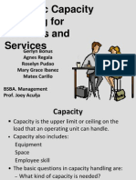Strategic capacity planning for products and services.ppt