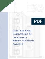 Generacion de PDFs Desde Autocad