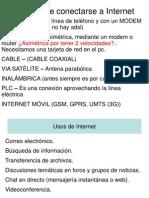 Tema 5 - Internet