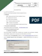 POP-0012 - TEF - Procedimento de Instalação Bematef TOTAL - Rev 00