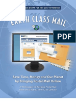 Earth Class Mail - Send the Right Message