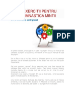 11 EXERCITII PENTRU GIMNASTICA MINTII.doc