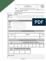 PR-EL-008 CONTINUIDAD Y AISLACIÓN DE CABLES
