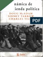 Dinamica de la contienda política