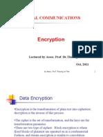 Ch6 Encryption
